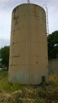 Caixa de àgua 50.000 litros Reservatorio de Ferro Usado