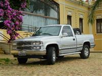 Silverado 4.2 Turbo Diesel