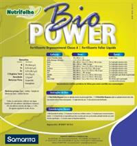 Fertilizante Bio power