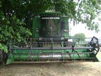 Colheitadeira SLC 7200 - Plataforma de soja e milho !!!
