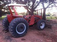 Trator Massey Ferguson 296 4x4 ano 00