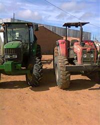 Trator Massey Ferguson 290 4x4 ano 09