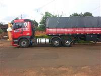 Caminhão  Scania - LS Randon Graneleiro  ano 10