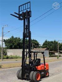 Empilhadeira Diesel Nova Torre Triplex 4,5 Metros Elevação Enviamos para todo Br