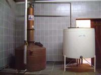 alambique/engenho/dornas/caldeira/decantador/barril