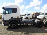 Caminhão  Scania P 360  ano 98