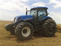 Trator Ford/New Holland T7 245 4x4 ano 15
