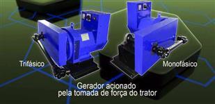 GERADOR DE ENERGIA AGRICOLA
