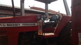Trator Massey Ferguson turbinado 4x2 ano 98