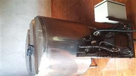 Resfriador Inox para Leite 400 Litros