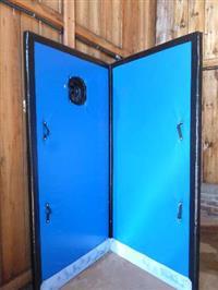 Divisórias termica para baus frigorifico