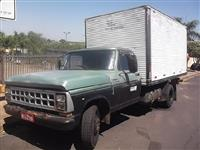 Caminhão  Ford F 4000  ano 86