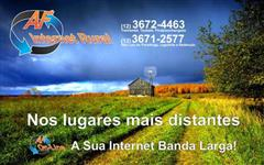 INTERNET BANDA LARGA RURAL
