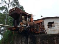 Usina de asfalto a quente em CBUQ( CIBER)