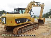 ESCAVADEIRA CAT 315 DL ANO 2008 !!