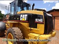 PÁ CARREGADEIRA CAT 924G ANO 2001