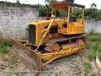 TRATOR CAT D4EPS ANO 1986
