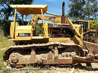TRATOR DE ESTEIRA CAT D6D PS ANO 1985