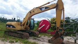 ESCAVADEIRA CAT 320CL ANO 2007!!