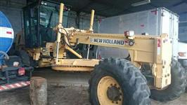 MOTONIVELADORA NEW HOLLAND  RG140 ANO 2008