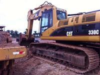 ESCAVADEIRA CAT 330CL ANO 2003