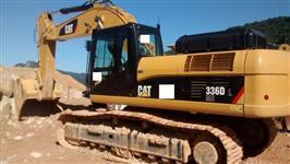 ESCAVADEIRA CAT 336DLME ANO 2013 COM 1.700 HRS