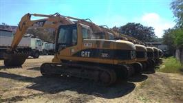ESCAVADEIRA CATERPILLAR 320CL ANO 2006!!