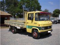 Caminh�o  Mercedes Benz (MB) 608  ano 79