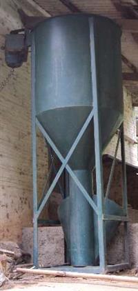 Misturador Osório 500 Kg - metal