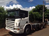 Caminh�o  Scania 124 360  ano 99