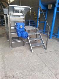 Maquina misturadora para Fertilizantes