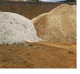 Areia em Montes Claros MG - Vende -se areia de Reboco para Consntrução Civil