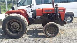 Trator Agrale 4200 4x4 ano