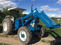 Trator Ford/New Holland 5610 4x4 ano 95