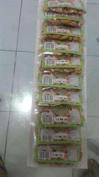 castanha R$14,99