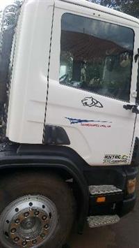 Caminh�o  Scania 2007  ano 08