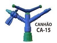 Aspersor Rotativo de Irrigação / Aspersão de líquidos em geral - Canhão CA-15