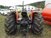 Trator Massey Ferguson 295 4x4 ano 84