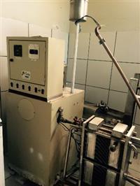 Pasteurizadora e empacotadora automatica de leite