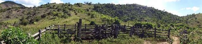 Fazenda Rancho Fundo - Nova Santa Luzia (Crisólita)