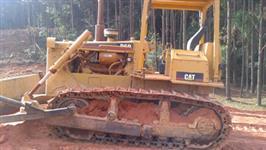 Trator de Esteira, Caterpillar, D6D, ano 1986