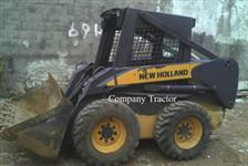 Mini Carregadeira, New Holland, L170, 2008