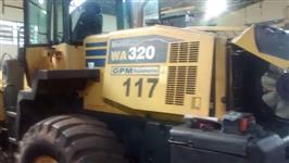 komatsu wa 320