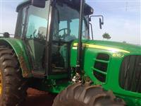 Trator John Deere JD-6110 4x4 ano 13