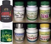 produtos naturais em capsulas  no atacado e varejo