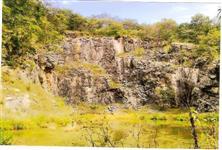 Jazida de calcário agrícola
