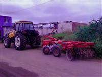LOCAÇÃO DE MAQUINAS E TRATORES AGRICOLAS