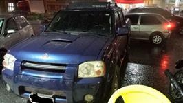 Nissan Frontier se/se strik/one cd 4x4 MWM 2.8 diesel 03/04