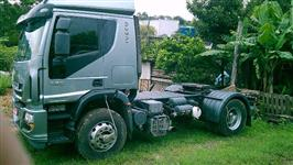 Caminhão  Iveco Cursor  ano 10