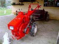 Mini/Micro Trator TOBATA 160 4x4 ano 00